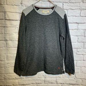 Tommy Bahama men medium gray sweatshirt 2411
